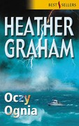 Oczy ognia Heather Graham - ebook epub, mobi