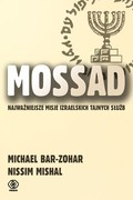 Mossad Michael Bar-Zohar - ebook epub, mobi