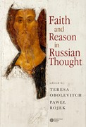Faith and Reason in Russian Thought - ebook epub, mobi