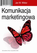 Komunikacja marketingowa Jan W. Wiktor - ebook epub, mobi
