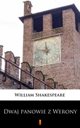 Dwaj panowie z Werony William Shakespeare - ebook epub, mobi