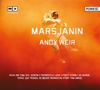 Marsjanin Andy Weir - audiobook mp3