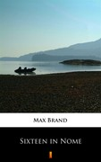 Sixteen in Nome Max Brand - ebook mobi, epub