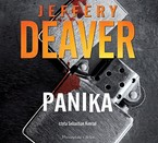 Panika Jeffery Deaver - audiobook mp3
