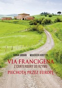 Via Francigena: Z Canterbury do Rzymu Wojciech Kostyk - ebook epub, mobi
