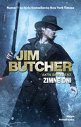 Akta Dresdena: Zimne dni Jim Butcher - ebook epub, mobi