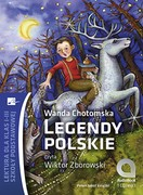 Legendy polskie Wanda Chotomska - audiobook mp3