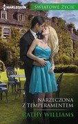 Narzeczona z temperamentem Cathy Williams - ebook epub, mobi