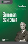 Strategia biznesowa Brian Tracy - ebook mobi, epub