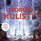 Piorun kulisty Cixin Liu - audiobook mp3