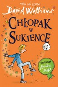Chłopak w sukience David Walliams - ebook epub, mobi