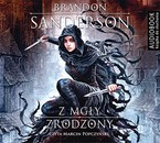 Z mgły zrodzony Brandon Sanderson - audiobook mp3