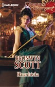 Hazardzistka Bronwyn Scott - ebook mobi, epub