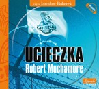 Ucieczka Robert Muchamore - audiobook mp3