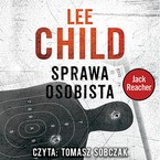Sprawa osobista Lee Child - audiobook mp3