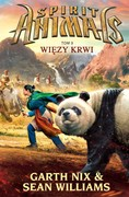 Więzy krwi Garth Nix - ebook epub, mobi