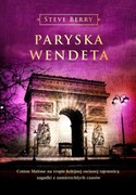 Paryska wendeta Steve Berry - ebook mobi, epub