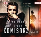 Komisarz Paulina Świst - audiobook mp3