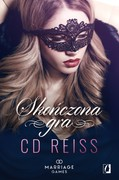 Skończona gra CD Reiss - ebook epub, mobi