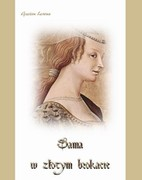 Dama w złotym brokacie Gaston Leroux - ebook epub, mobi