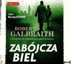 Zabójcza biel Robert Galbraith (J. K. Rowling) - audiobook mp3