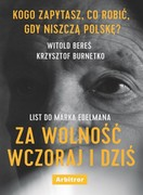 List do Marka Edelmana Krzysztof Burnetko - ebook epub, mobi