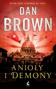 Anioły i demony Dan Brown - ebook mobi, epub