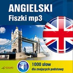 Angielski. Fiszki mp3 - audiobook mp3