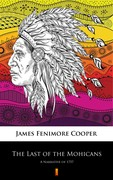 The Last of the Mohicans James Fenimore Cooper - ebook epub, mobi