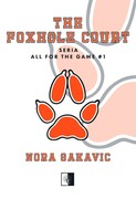 The Foxhole Court Nora Sakavic - ebook epub, mobi