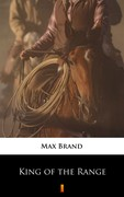 King of the Range Max Brand - ebook mobi, epub
