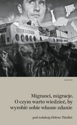 Migranci, migracje  - ebook epub, mobi