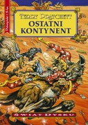 Ostatni kontynent Terry Pratchett - ebook mobi, epub