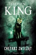 Cmętarz Zwieżąt Stephen King - ebook mobi, epub