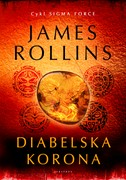 Diabelska korona James Rollins - ebook mobi, epub