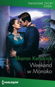 Weekend w Monako Sharon Kendrick - ebook mobi, epub