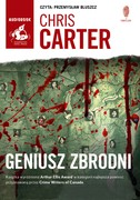 Geniusz zbrodni Chris Carter - audiobook mp3