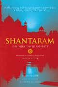 Shantaram Gregory David Roberts - audiobook mp3
