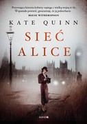 Sieć Alice Kate Quinn - ebook epub, mobi