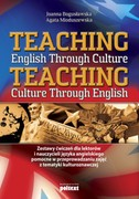 Teaching English Through Culture. Teaching Culture Through English Joanna Bogusławska - ebook mobi, epub