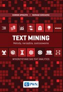 Text Mining Dominik Spinczyk - ebook epub, mobi