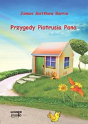 Przygody Piotrusia Pana James Matthew Barrie - audiobook mp3
