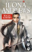 Magia krwawi Ilona Andrews - ebook mobi, epub