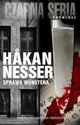 Sprawa Münstera Håkan Nesser - ebook mobi, epub