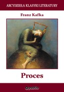 Proces Franz Kafka - ebook epub, mobi