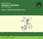 Doktor Dolittle i jego zwierzęta Hugh Lofting - audiobook mp3