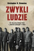 Zwykli ludzie Christopher R. Browning - ebook epub, mobi