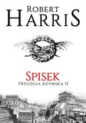 Spisek Robert Harris - ebook mobi, epub