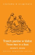 Trzech panów w łódce. Three Men in a Boat Jerome K. Jerome - ebook epub, mobi