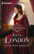 Misja lady Margot Julia London - ebook mobi, epub